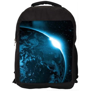Universe View Digitally Printed Laptop Backpac