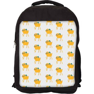 Pixel Adventure Designer Laptop Backpacks