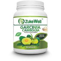 Zukewell Garcinia Cambogia Extract (HCA 500 Mg) For Wei