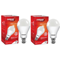 Eveready 14W 6500K Cool Day Light Pack of 2 Led Bulb