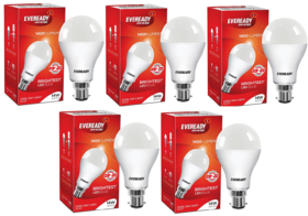 Eveready 14W 6500K Cool Day Light Pack of 5 Led Bulb