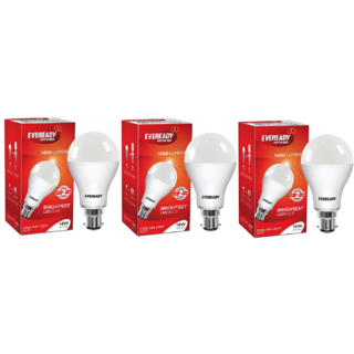 Eveready 14W 6500K Cool Day Light Pack of 3 Led Bulb