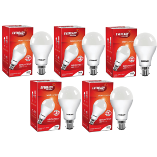 Eveready 14W 6500K Cool Day Light Pack of 5 Led Bulb