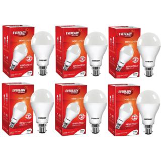 Eveready 14W 6500K Cool Day Light Pack of 6 Led Bulb