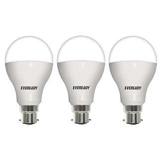 Eveready 12W 6500K Cool Day Light Pack of 3 Led Bulb