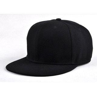 Buy Black Cap Baseball Caps Snapcaps Cap Online - Get 70% Off 2b1ebbc1932