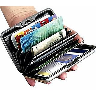 Stylish Alluminium Wallet