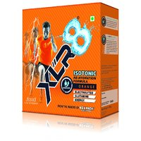 Six Pack Nutrtion - Xlr8-1Kg-Orange
