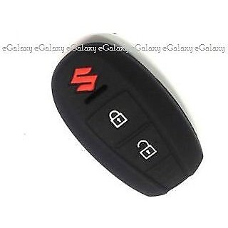 Silicone car key covers for MARUTI Suzuki Swift ZDI 2014-15 and Ciaz car key