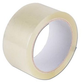 Cello Tape- White (Pack of 6)