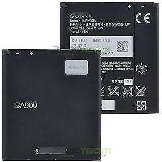 Buy PURE ORIGINAL SONY XPERIA BA900 Battery FOR J / L / M / TX / GX ST26i 1700 mah Online - Get 10% Off