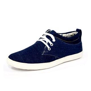 Ostr Men's Casual Denim Sneakers