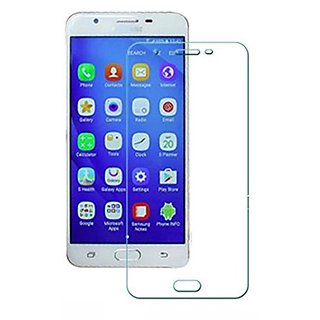 Aari Tari Tempered Glass Screen Guard Protector For Samsung Galaxy J7 Prime