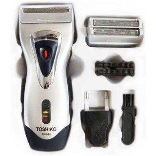Toshiko Rechargeable shaver Trimmer TK-028