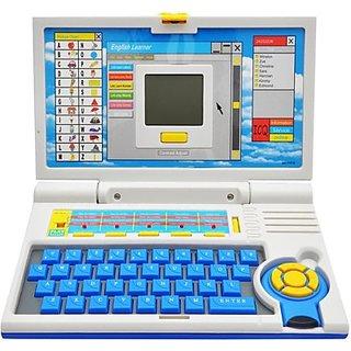 Learner Laptop For Kids (Blue, White)