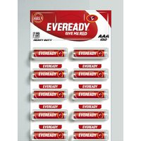 Eveready 1012 AAA Carbon Zinc Battery