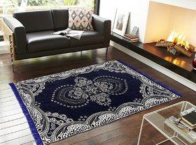 k decor  Premium Chenille Floor Carpet (SIZE- 5 X 7 Feet )