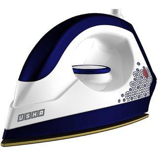 Usha 3302 1100-Watt Dry Iron (Galaxy Blue)