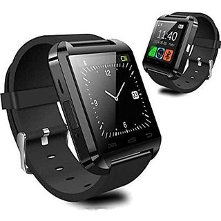 Android Smart Watch (Black) Call And Music Feature