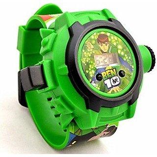 Yuniq Ben10 kids 24projector watch