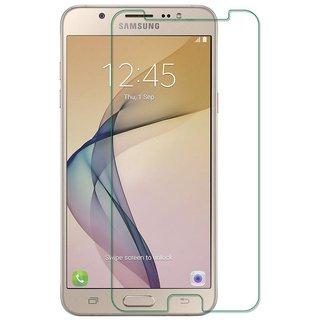 SAGATEL - Samsung Galaxy J7 Prime Tempered Glass