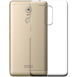 Lenovo K6 Note Soft Silicon Back Cover