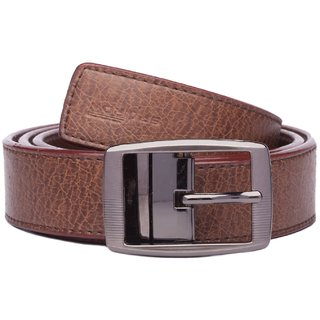 Rohilla MENS SYNTHETIC LEATHER BELT 0301 BROWN