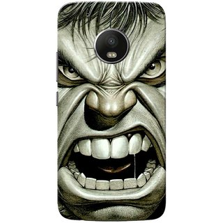 Moto G5 Plus Case, Huuk Slim Fit Hard Case Cover/Back Cover for Motorola Moto G5 Plus