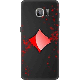 Samsung Galaxy  S7 Edge Designer back case By SLR  ( SMS7EDGE_SLR3DAA_G0035 )