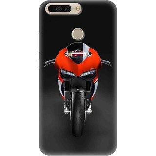 Huawei Honor V9 Designer back case By SLR  ( HHV9_SLR3DAA_G0040 )