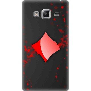 Samsung Z2 Designer back case By SLR  ( SMZ2_SLR3DAA_G0035 )