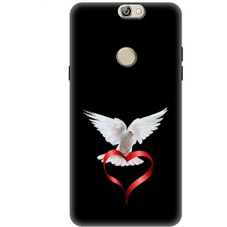 Coolpad Max Designer back case By SLR  ( CPMAX_SLR3DAA_N0039 )