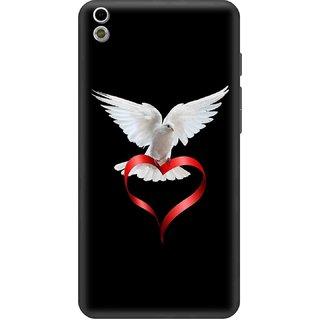 HTC Desire 816G Designer back case By SLR  ( HTC816G_SLR3DAA_B0039 )