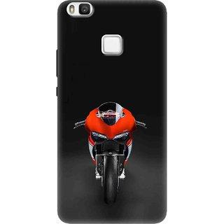 Honor P9 Lite Designer back case By SLR  ( HHP9LITE_SLR3DAA_N0040 )