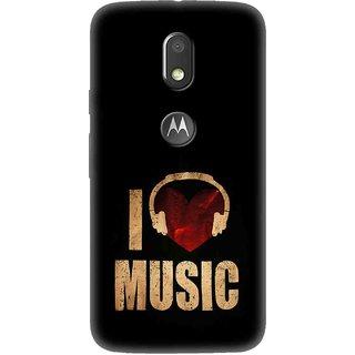 Motorola Moto E3 Power Designer back case By SLR  ( MOTOE3POWER_SLR3DAA_N0042 )