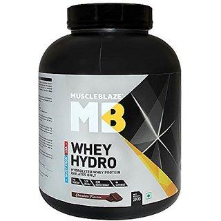 MuscleBlaze Whey Hydro- Chocolate Flavour 2kg