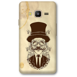 Samsung Z2 2016 Designer Hard-Plastic Phone Cover frI am taken Print Opera -Joker
