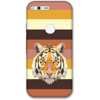 Google pixel xl Designer Hard-Plastic Phone Cover frI am taken Print Opera -Tiger