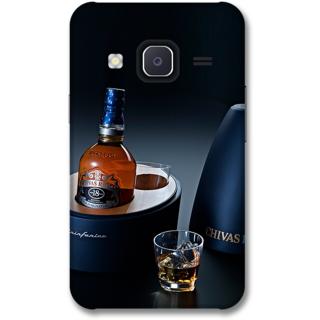Samsung J2 2015 Designer Hard-Plastic Phone Cover frI am taken Print Opera -Chivas