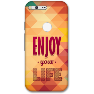 Google pixel xl Designer Hard-Plastic Phone Cover frI am taken Print Opera -Enjoy your life
