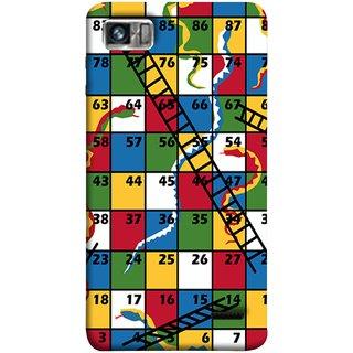 FUSON Designer Back Case Cover For Lenovo K860 :: Lenovo IdeaPhone K860 (Sap Sidi Game India Fevorite Children Boys Girls )