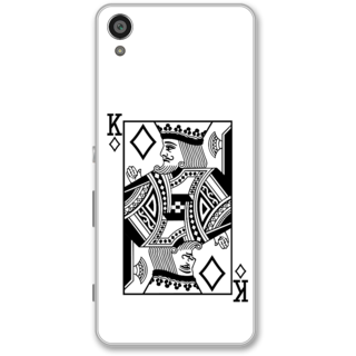 Sony Xperia XA Designer Hard-Plastic Phone Cover from Print Opera -King