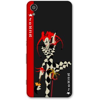 Sony Xperia XA Designer Hard-Plastic Phone Cover from Print Opera -Joker