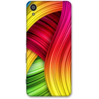 Sony Xperia XA Designer Hard-Plastic Phone Cover from Print Opera -Beautiful colors