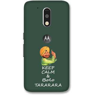 Moto G4 Plus Designer Hard-Plastic Phone Cover from Print Opera -Daler mehndi