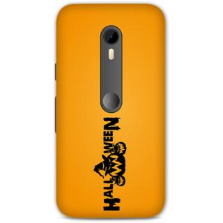 Moto G Turbo Designer Hard-Plastic Phone Cover frI am taken Print Opera -Halloween