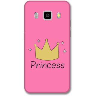 Samsung J5 2016 Designer Hard-Plastic Phone Cover from Print Opera -Princess