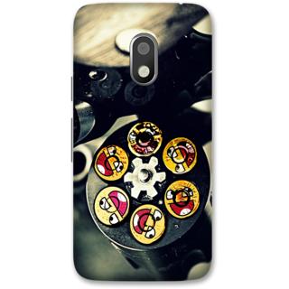 Moto G4 Play Designer Hard-Plastic Phone Cover from Print Opera -Creativity