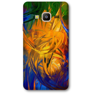Samsung Z2 2016 Designer Hard-Plastic Phone Cover from Print Opera -look like oil painting