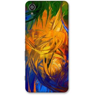 Sony Xperia XA Designer Hard-Plastic Phone Cover from Print Opera -look like oil painting